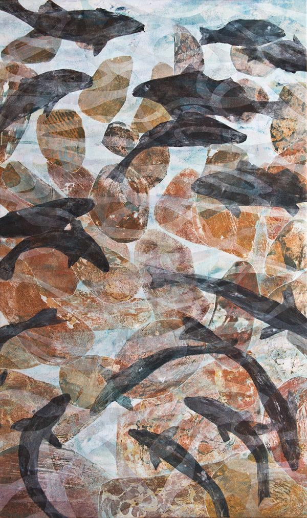 Peix de roca, La mar de peixos per Enric Servera